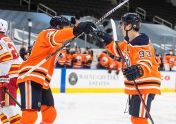 Continue reading: Edmonton Oilers beat Flames for 5th time this season