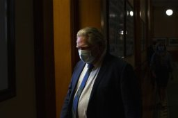 Continue reading: Growing calls for Ontario Premier Doug Ford to resign amid worsening COVID-19 3rd wave