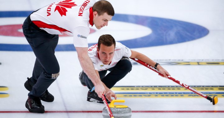World men's curling championship positive COVID-19 tests deemed 'false positives'