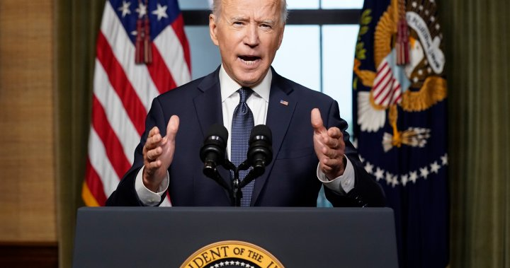 Biden to pull remaining U.S. troops from Afghanistan, end America's lo... image