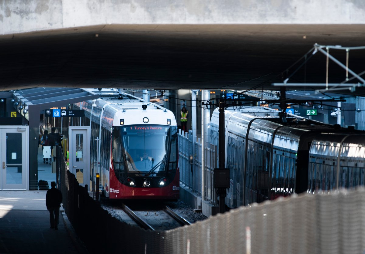 Stage 2 of LRT in Ottawa will connect Moodie Drive in the west, Trim Road in the east and down to Limebank Road and the Ottawa International Airport in the south.