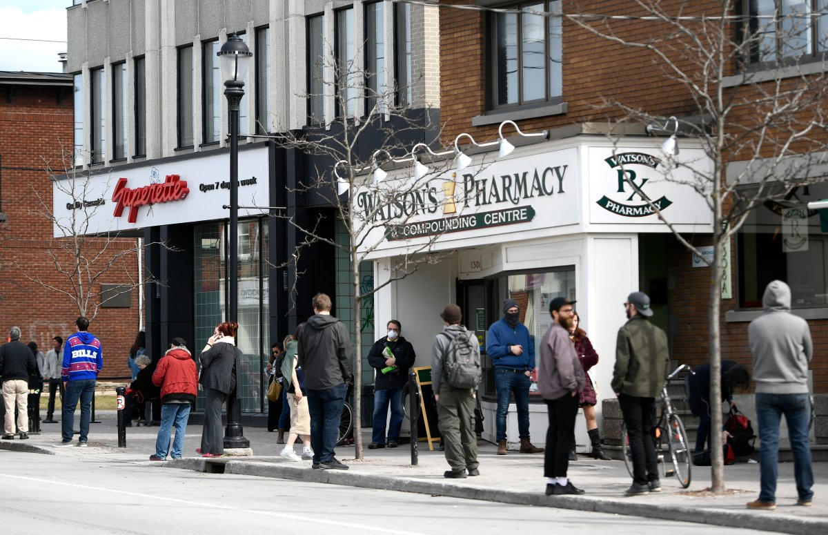 Ottawa's Dr. Vera Etches believes limiting the stores allowed to open in Ontario's third wave of COVID-19 to food and health services providers will help slow the spread of the virus.