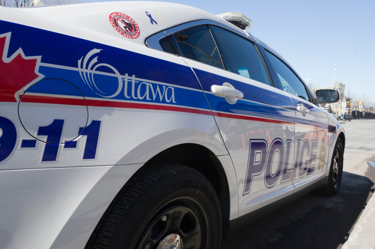 Ottawa police they've charged a 30-year-old man in connection with a single-vehicle collision on the University of Ottawa campus on Monday afternoon.
