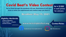 Continue reading: Covid Beat'n Video Contest