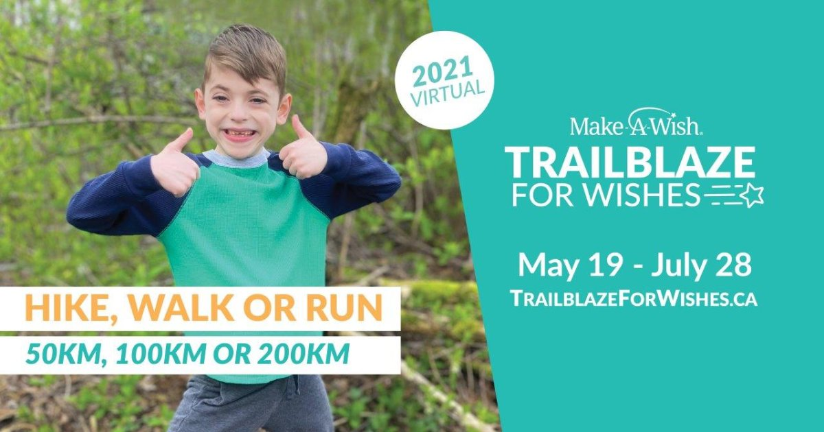 Trailblaze for Wishes 2021 - image