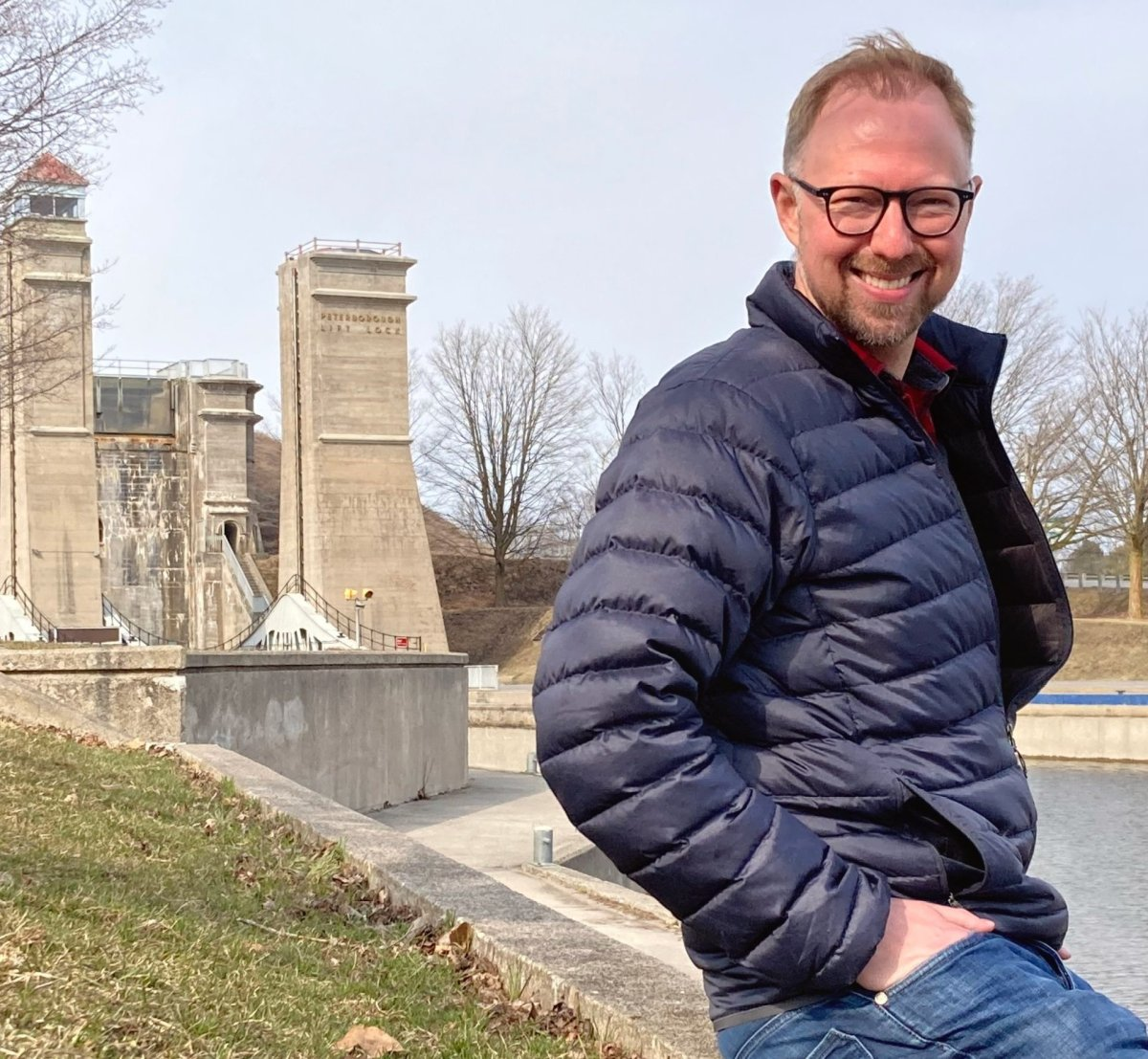 Greg Dempsey of Peterborough is seeking the provincial Liberal nomination in the riding of Peterborough-Kawartha.