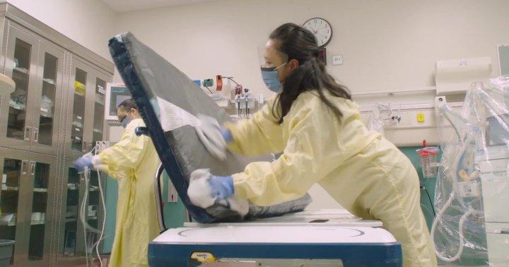 Alberta's ICU numbers climb slightly over Thursday, down over 7 days | Globalnews.ca