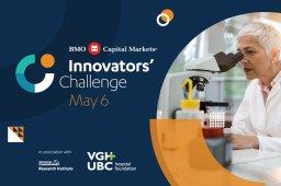 Continue reading: UBC & VGH Hospital Foundation Innovators' Challenge