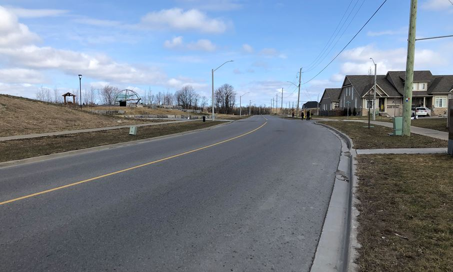 Logie Street, in Lindsay's south-east end, could be an access road for off-road vehicles if council supports recommendations to allow ORVs on municipal roads.