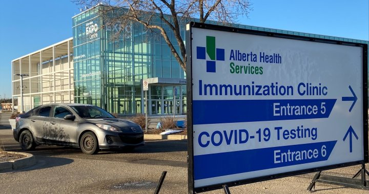 Alberta confirms 76 new cases of COVID-19 on Wednesday