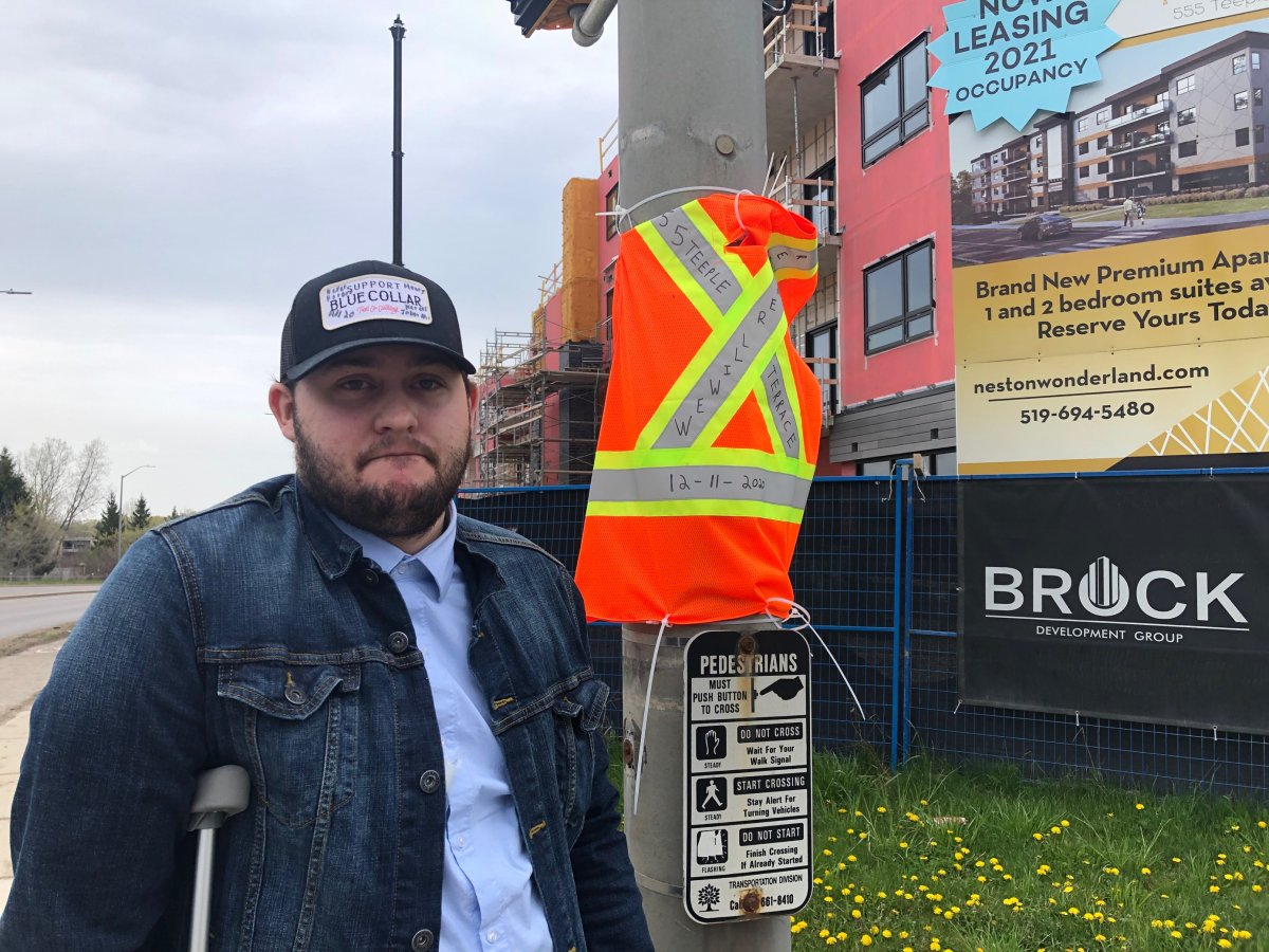 national day of mourning workplace injury death