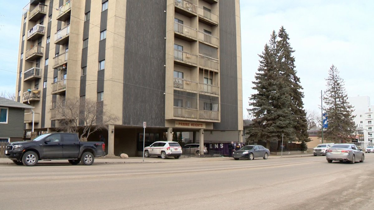 Justice Richard Elson says for all intents and purposes, the Prairie Heights condominium corporation and its board have ceased to exist.