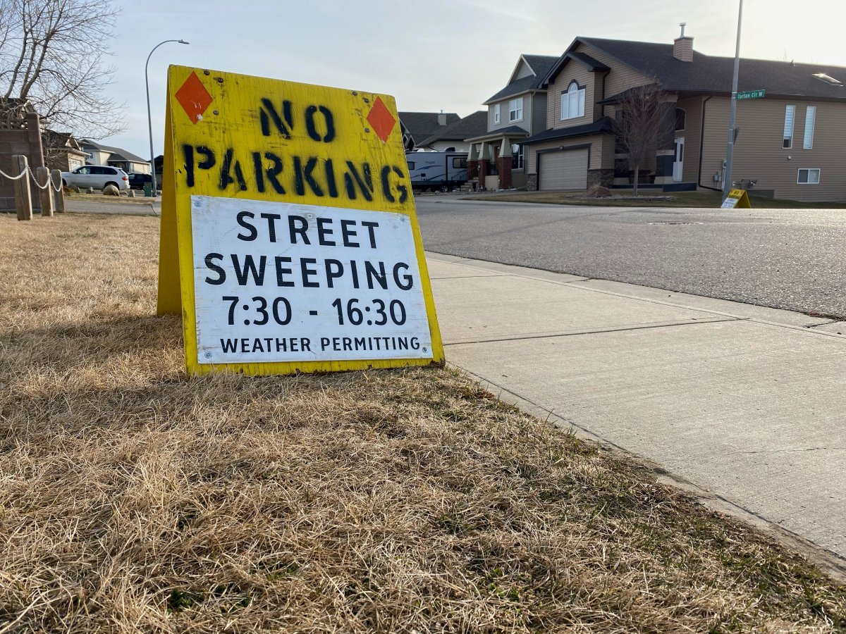 Some changes are coming to this year's street sweeping in Lethbridge.