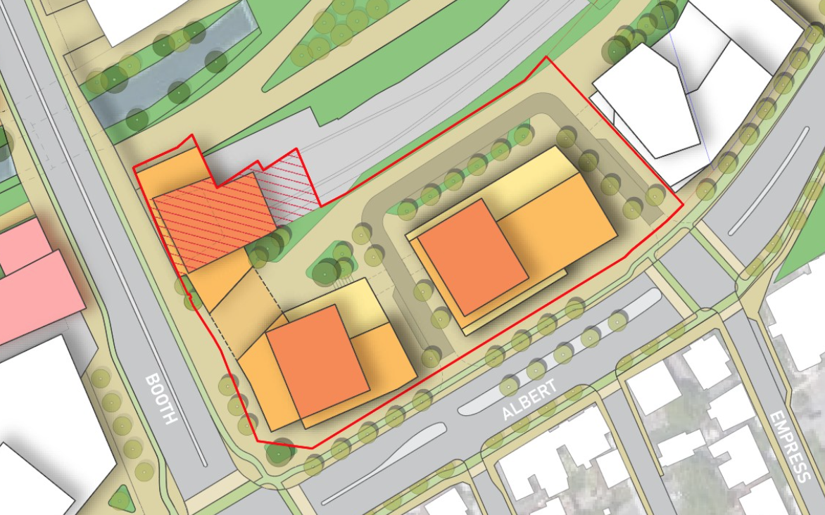 The so-called 'library parcel' will be the first piece of the NCC's land at LeBreton Flats put up for development.