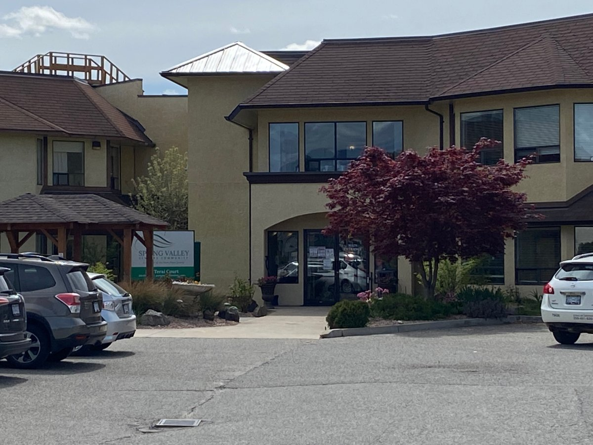 Spring Valley Care Centre in Kelowna, B.C.