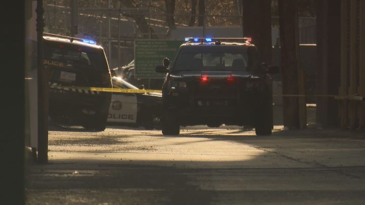 Police are investigating after a stabbing victim was found suffering from life-threatening injuries in southwest Calgary on Thursday night.