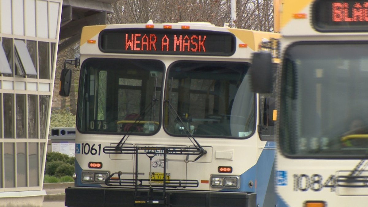 Amalgamated Transit Union Local 508 president Ken Wilson says drivers are anxious about their safety on buses.