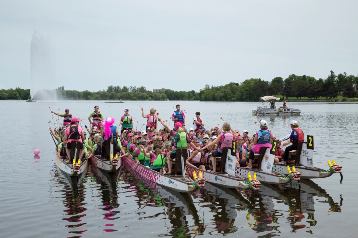 The 2021 Peterborough Dragon Boat Festival will be a virtual event on June 12.