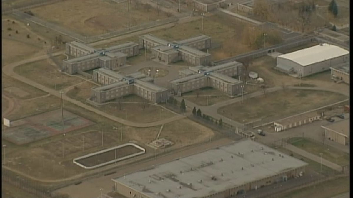 FILE: An aerial view of the Drumheller Institution.
