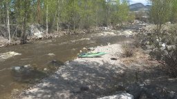 Continue reading: 3 kayakers overturn in Kelowna's Mission Creek
