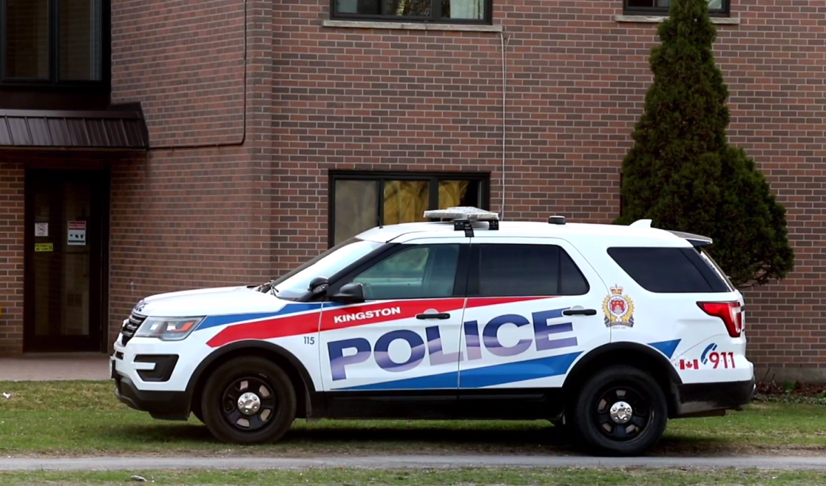Kingston Police hand out over 30 fines related to COVID-19 stay-at-home violations.