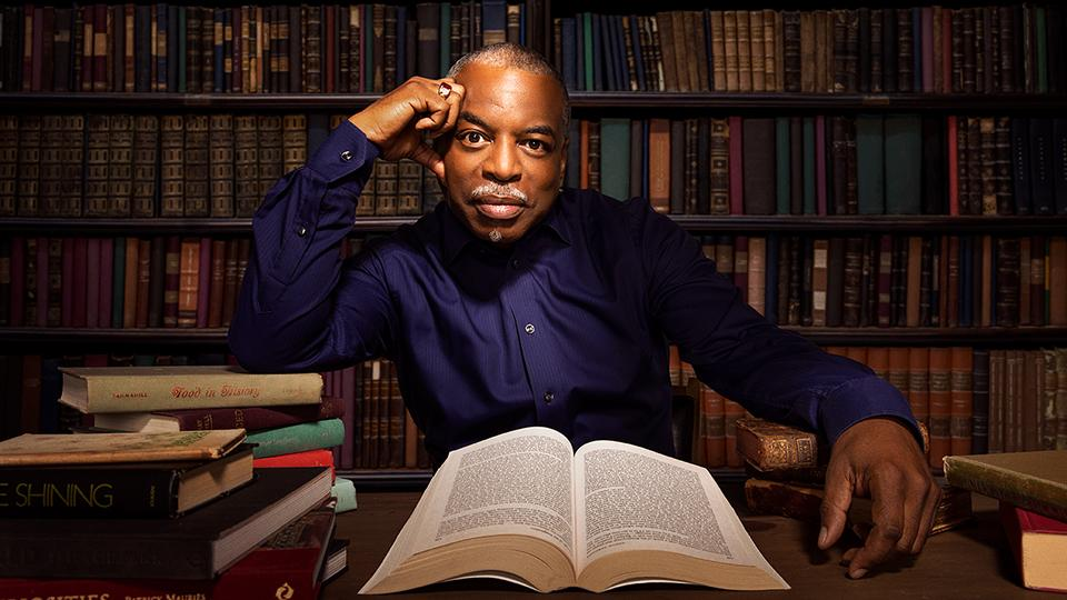 LeVar Burton is shown in this 'Jeopardy!' profile photo.