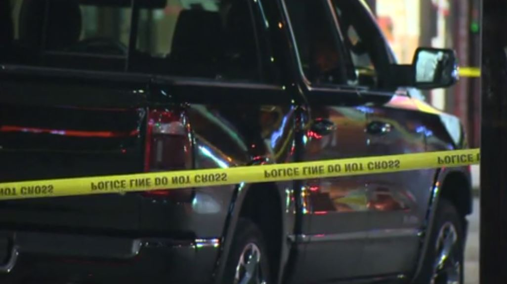 Police are investigating a shooting in the Marpole area.