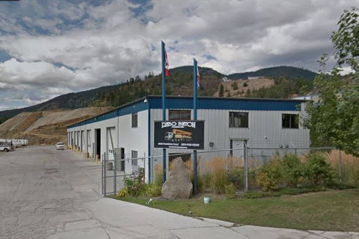 A Kelowna company has been fined thousands of dollars by WorkSafeBC for a workplace accident.