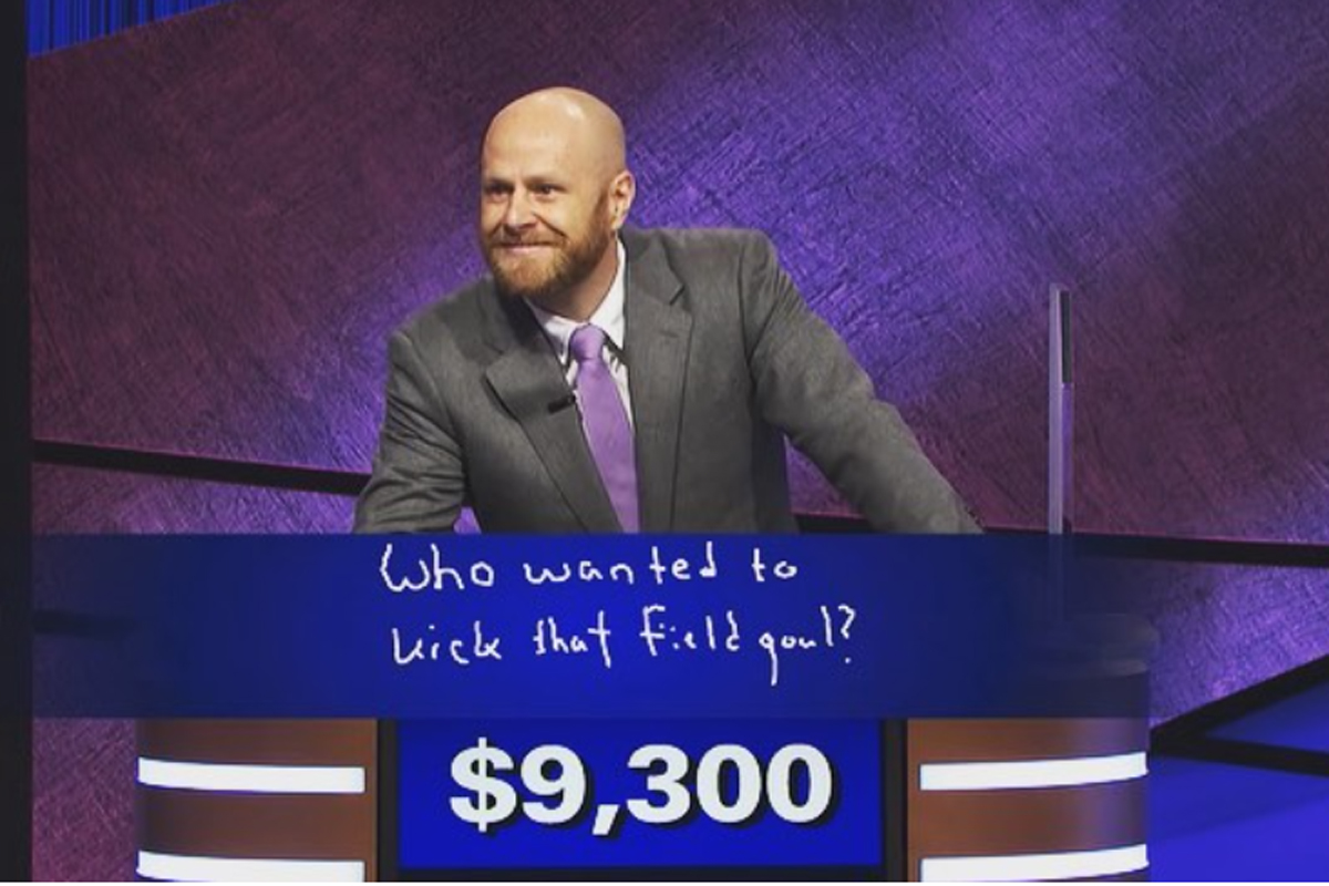 Scott Shewfelt has caught international attention since appearing on Jeopardy!.