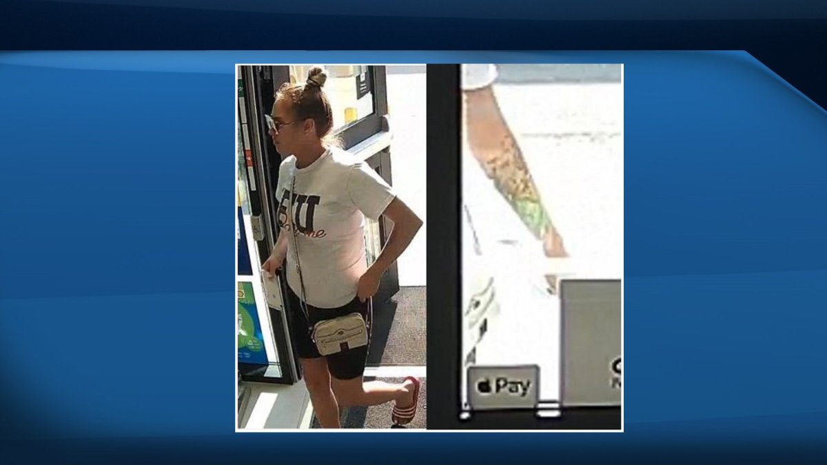 Winnipeg police are trying to identify this woman.