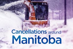 Continue reading: School and other cancellations in southern Manitoba for Wednesday