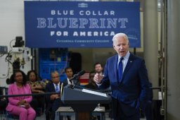 Continue reading: Joe Biden's US$6T budget driven by tax hikes on corporations