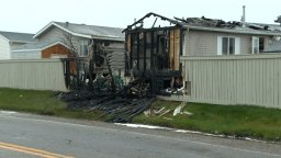 Continue reading: Mobile home evacuated, 1 injured after Calgary fire