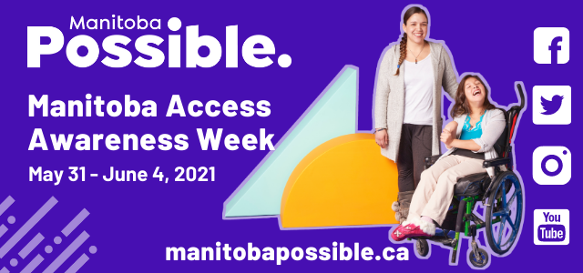 Manitoba Access Awareness Week - image