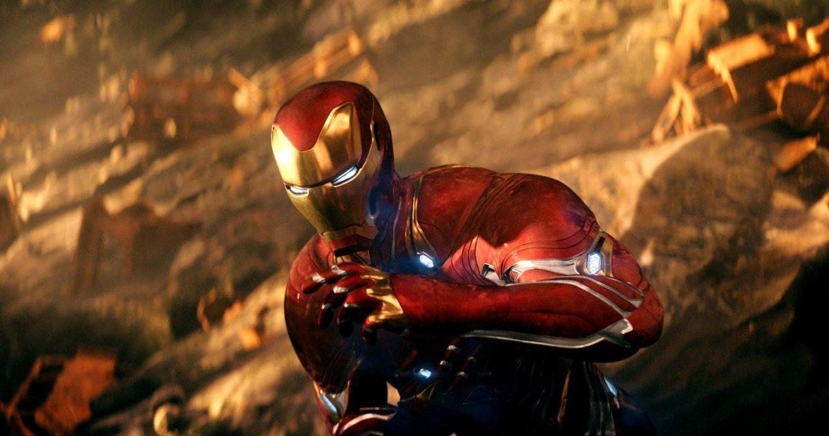 AVENGERS: INFINITY WAR, Robert Downey, Jr. (as Iron Man), 2018.