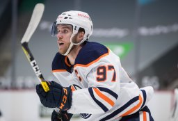 Continue reading: Connor McDavid hits 91 points as Edmonton Oilers clinch playoff spot