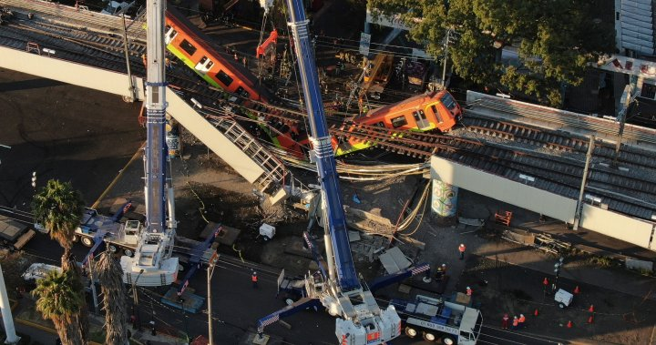 Mexico vows to punish those responsible for train overpass collapse that killed 24 – National