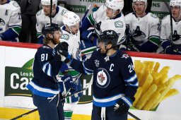 Continue reading: Winnipeg Jets blank Canucks 5-0, will play Oilers in first round of playoffs
