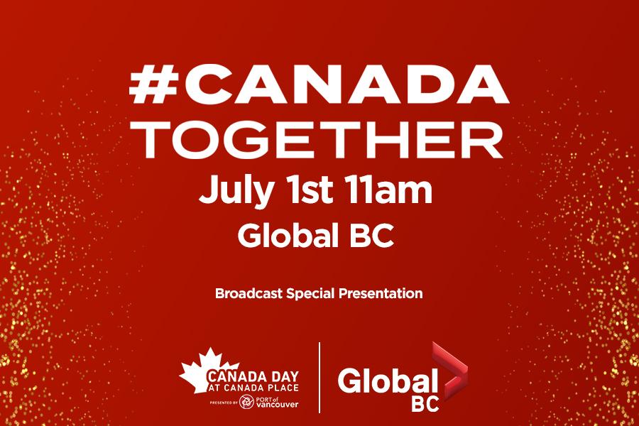 #CanadaTogether - image