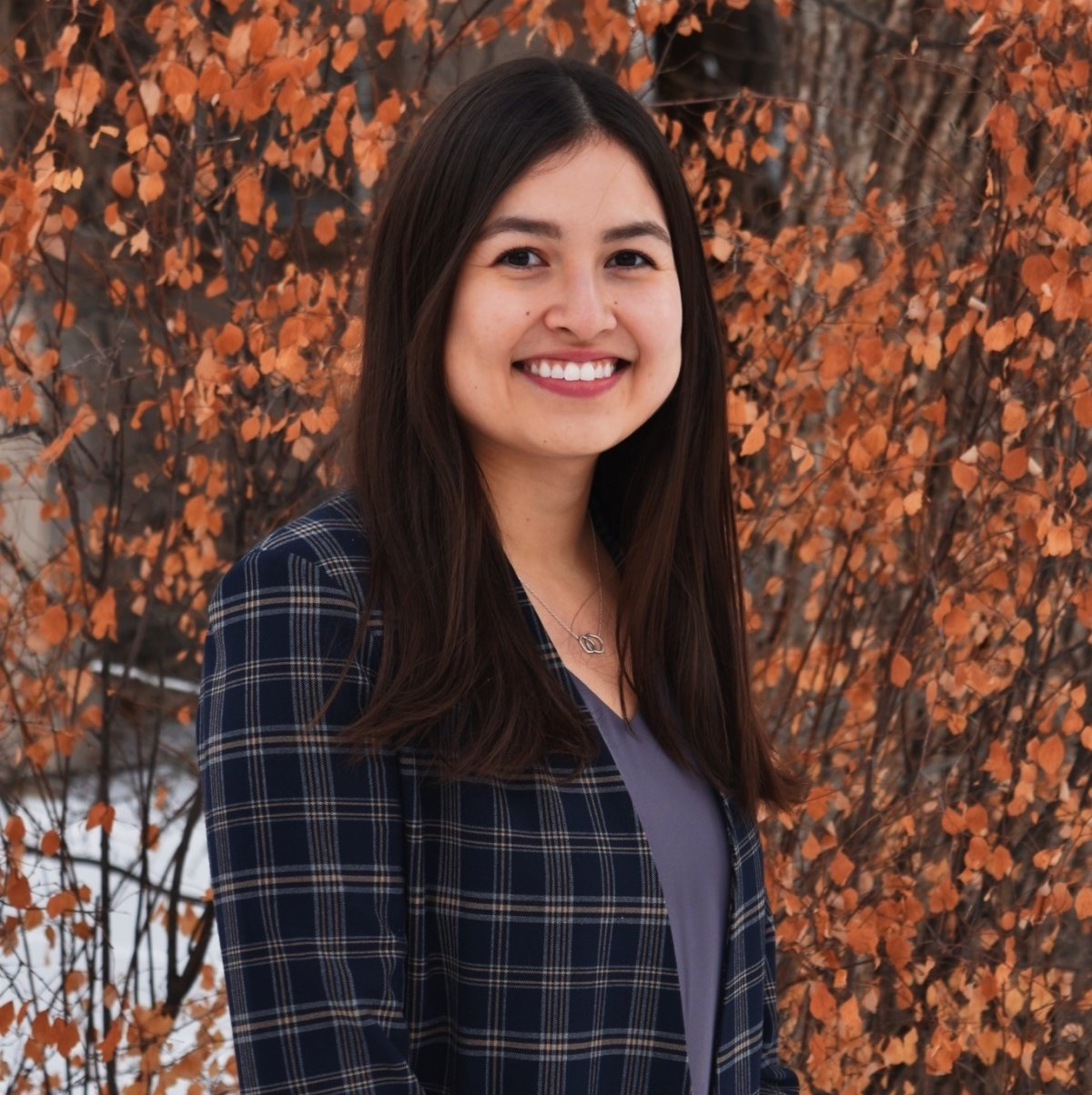 Brooke Cochrane, 26, will be the first medical doctor to come from Fisher River Cree Nation.