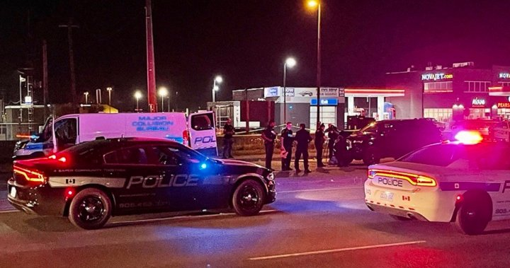 23-year-old pedestrian dead after being struck by SUV near Toronto Pearson airport, police say