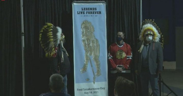 Fred Sasakamoose Day offers chance to honour Indigenous hockey icon's life, legacy