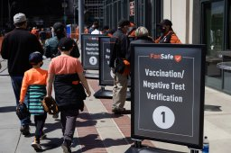 Continue reading: Can incentives help vaccine hesitancy? Experts say it's a short-term solution