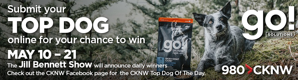 980 CKNW Top Dog Contest 2021 GO! Solutions