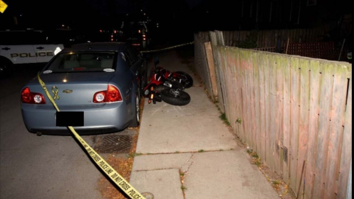 A Hamilton police officer tied to an incident involving the pursuit and crash of a motorcycle on October 12, 2020 near the Centre on Barton will not face charges, according to the SIU.