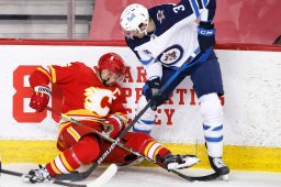 Continue reading: Winnipeg Jets snap skid, clinch playoff spot after 4-0 win over Flames
