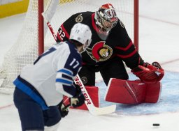 Continue reading: Winnipeg Jets give up late goal to Sens, drop seventh straight game