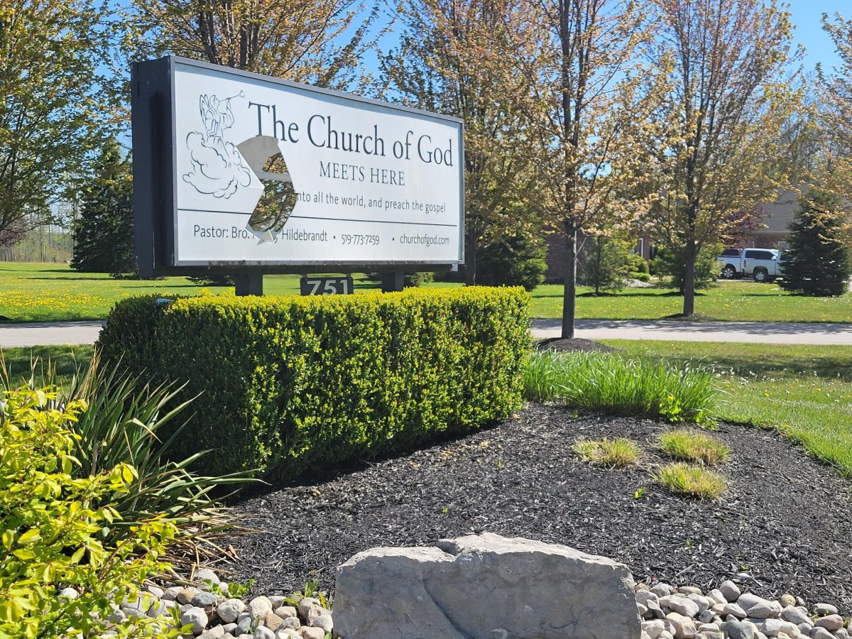 A controversial church in Aylmer, Ont., known for defying COVID-19 restrictions is facing a new set of fines after it was found to be in contempt of a court order for a second time.