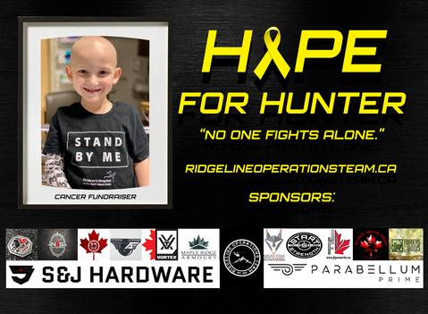 Hope For Hunter Sticker Draw - image