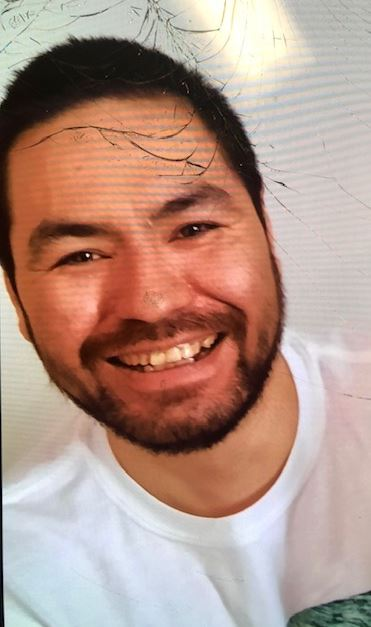 RCMP are searching for 36-year-old Tyrone Linklater.